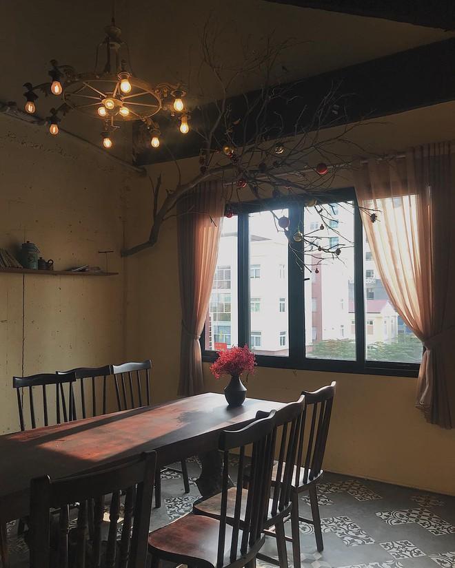 Tránh rét trong những ngày Hà Nội lạnh chết đi được ở 4 quán cafe rất xinh - Ảnh 37.