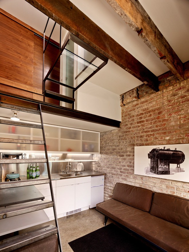 Căn phòng 8m² lột xác hoàn hảo thành ngôi nhà tuyệt đẹp, ai cũng phải ước ao - Ảnh 5.