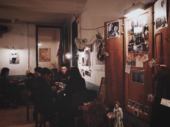 Tránh rét trong những ngày Hà Nội lạnh chết đi được ở 4 quán cafe rất xinh - Ảnh 6.