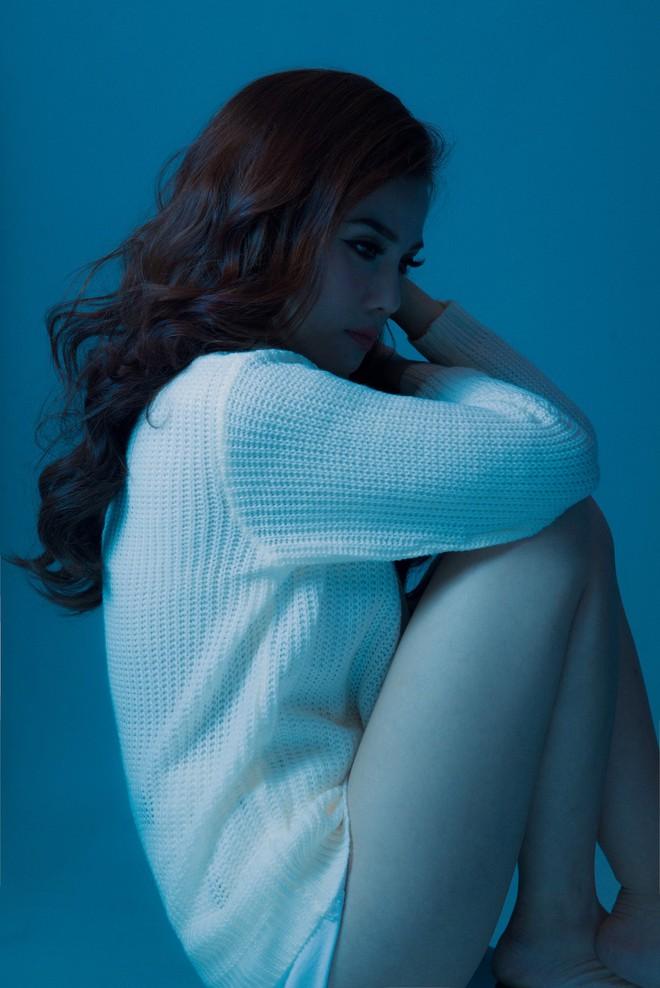 Thu Thủy diện đồ cô dâu, tái hiện đám cưới bí mật cùng chồng cũ trong teaser MV mới - Ảnh 7.