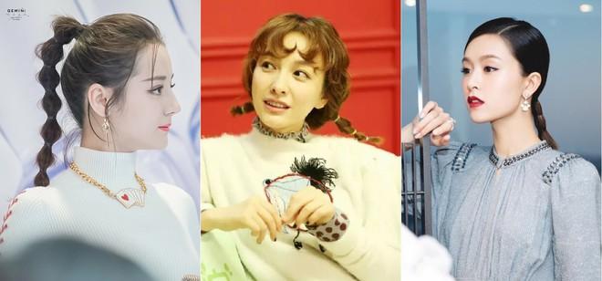 Không phải tóc dài thướt tha, 5 kiểu tóc điệu đà này mới được các sao Hoa ngữ thi nhau diện mỗi khi đi sự kiện - Ảnh 7.