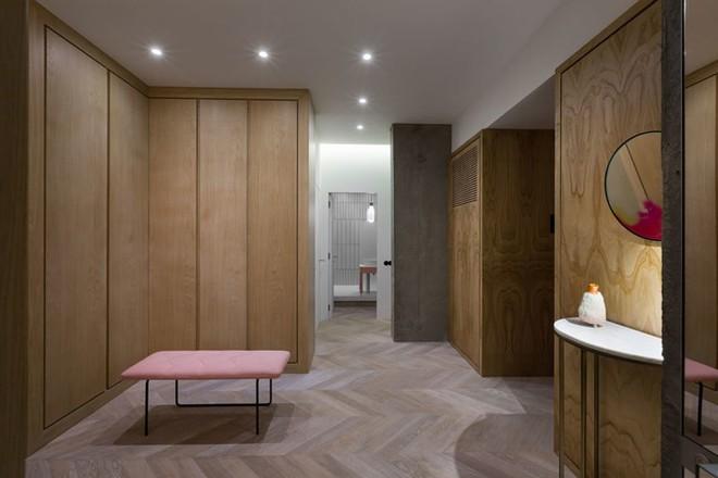 Căn hộ một phòng ngủ có thiết kế hiện đại, độc đáo - Ảnh 7.