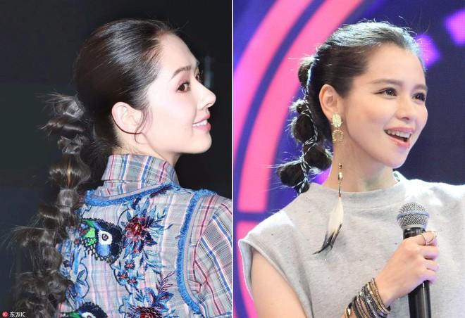 Không phải tóc dài thướt tha, 5 kiểu tóc điệu đà này mới được các sao Hoa ngữ thi nhau diện mỗi khi đi sự kiện - Ảnh 8.