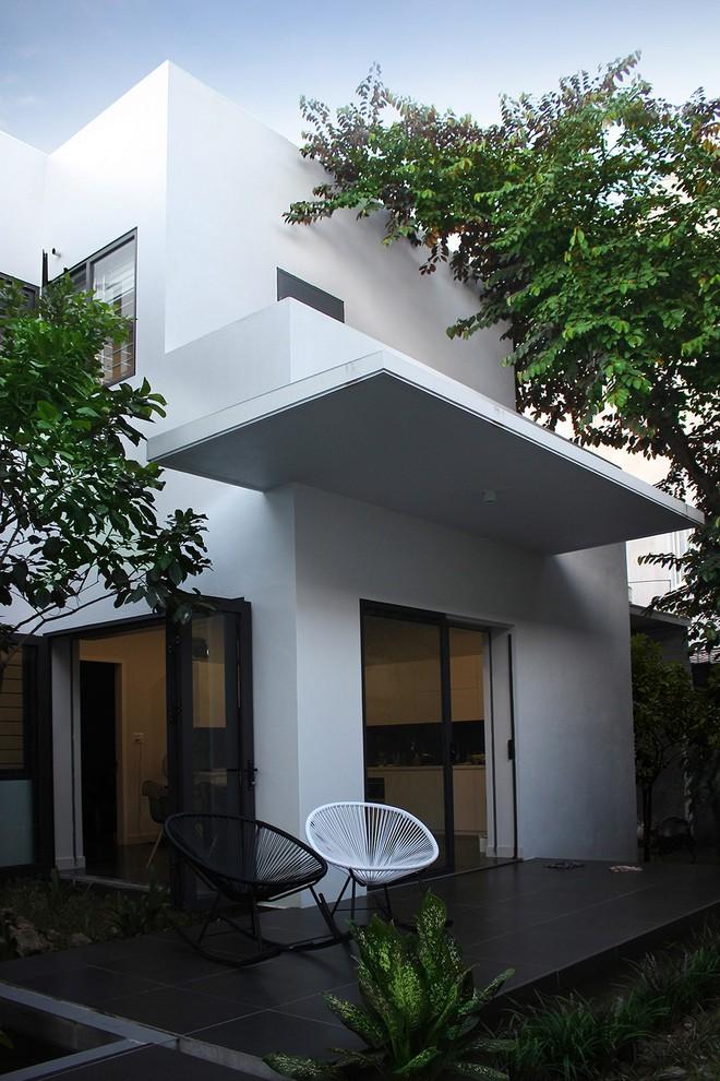 Ngôi nhà mở dành cho người hướng nội - Ảnh 8.