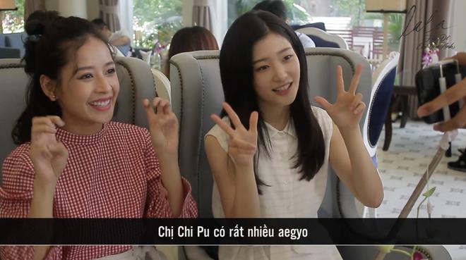 Dàn sao Hàn nói gì về Chi Pu? - Ảnh 6.