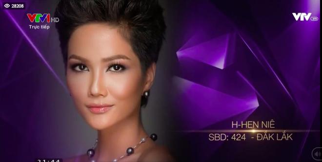 HHen Niê vượt mặt Hoàng Thùy, giành ngôi Hoa hậu Hoàn vũ Việt Nam 2017 - Ảnh 43.