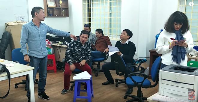Xuân Bắc, Vân Dung bị đạo diễn Đỗ Thanh Hải mắng trong hậu trường Táo Quân  - Ảnh 5.
