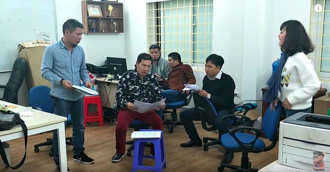 Xuân Bắc, Vân Dung bị đạo diễn Đỗ Thanh Hải mắng trong hậu trường Táo Quân  - Ảnh 6.