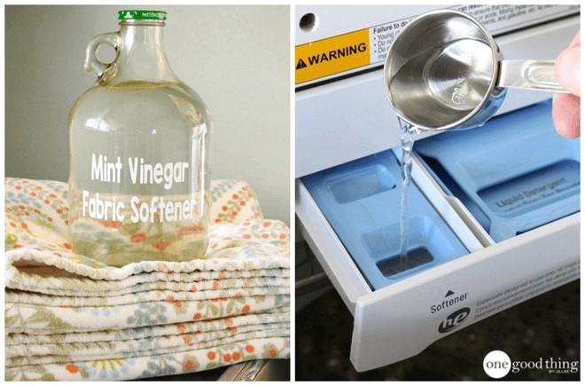 Tự chế nước làm mềm vải theo cách này, bạn sẽ phải xuýt xoa vì những công dụng mà nó mang lại - Ảnh 1.