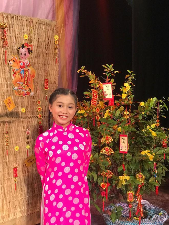 Con gái nuôi xinh xắn của Xuân Lan xuất hiện cực nhắng bên Don Nguyễn - ảnh 2