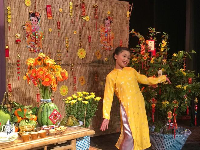 Con gái nuôi xinh xắn của Xuân Lan xuất hiện cực nhắng bên Don Nguyễn - ảnh 5