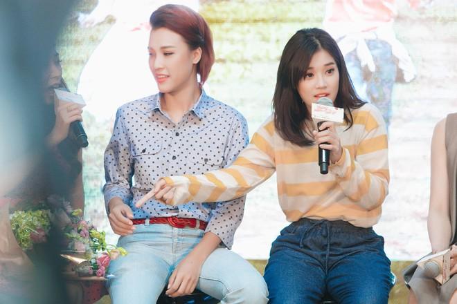 Thanh Hằng diện menswear cá tính, Hoàng Yến Chibi xúc động đến bật khóc - Ảnh 5.