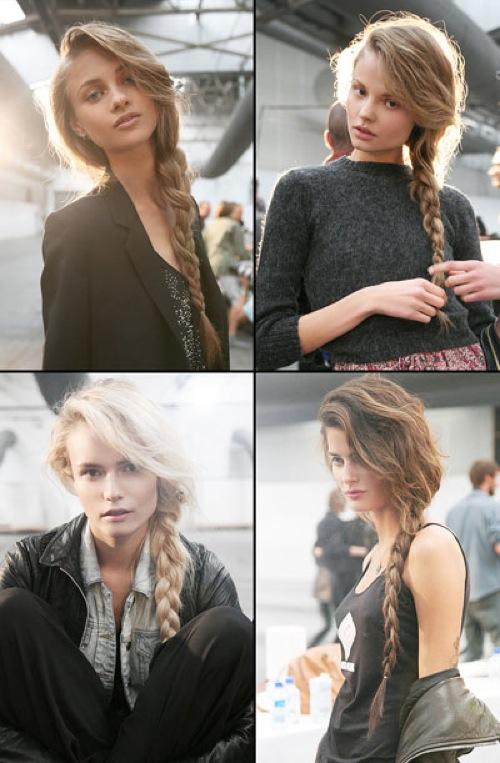 Tết tóc đuôi cá đẹp như Hồ Ngọc Hà, Ngọc Trinh