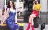 """Street style tuần này: Angela Phương Trinh diện váy ôm """"già chát"""", Kỳ Duyên nổi bật vì """"dát"""" hàng hiệu từ đầu tới chân"""
