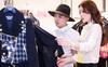 Hoa hậu Kỳ Duyên phủ đầy hàng hiệu thử đồ dự show Moschino tại Milan Fashion Week