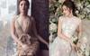 Sự trùng hợp lạ lùng ở chiếc bánh sinh nhật của Hoa hậu Kỳ Duyên và Á hậu Huyền My