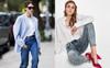 """Victoria Beckham giữ quần jean lên phom đứng dáng bằng cách """"lười"""" giặt"""
