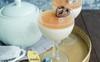 Panna cotta trà thanh mát thơm nhẹ ai ăn cũng ghiền
