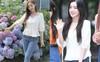 Cùng chung ý tưởng khi diện chiếc áo này, Park Min Young và Irene khiến fan khó phân định được ai đẹp hơn