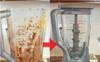 Nếu vẫn chưa biết thì đây là cách làm sạch máy xay sinh tố chỉ trong vài giây mà không cần chạm tay