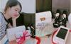 Ba hộp quà khủng tặng vợ nhân kỷ niệm 1001 ngày yêu gây 'choáng'