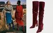"""Chưa lạnh nhưng đôi boots này của Zara được dự đoán là sẽ bị """"vét"""" hết hàng ở khắp mọi nơi"""