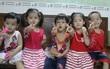 Cuộc sống tất bật, xoay như chong chóng của mẹ trẻ Sài Gòn sinh 1 lần được hẳn 5 con, nếp tẻ đủ cả