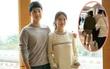 Song Joong Ki - Song Hye Kyo tay trong tay tình tứ đi mua sắm tại Paris
