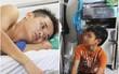 Mẹ bỏ đi lấy chồng, hai đứa trẻ nghỉ học vào bệnh viện chăm sóc anh trai tàn tật, đau đớn không có tiền chữa trị