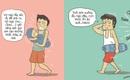 Tranh vui: Hãy nghe đàn ông chỉ phụ nữ cách chọn chồng