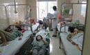 Hà Nội: Dịch sốt xuất huyết bùng phát chóng mặt khu Cầu Giấy
