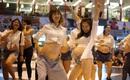 Mẹ bầu Đài Loan đồng loạt khoe bụng nhảy tưng bừng vì một lý do vô cùng ý nghĩa