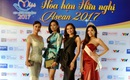 Võ Hoàng Yến, Hà Anh đồng hành với Hoa hậu hữu nghị ASEAN 2017