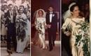 Dù được mặc lại tới 4 lần, nhưng chiếc áo cưới 70 tuổi này luôn khiến các cô dâu hạnh phúc khi khoác lên mình