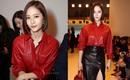 Nối gót Yoona, Krystal cũng cắt tóc ngắn, xuất hiện cực sang chảnh tại Tuần lễ thời trang Milan