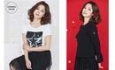 Song Hye Kyo trông mũm mĩm hơn hẳn trong bộ ảnh thời trang mới của Esprit