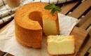 Chua ngọt ngon miệng bánh chiffon sữa chua