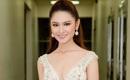 Á hậu Thùy Dung không ngại diện váy