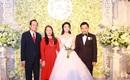 Choáng ngợp trước tiệc cưới 1000 khách mời của Hoa hậu Thu Ngân