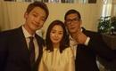 Kim Tae Hee và Bi Rain sánh đôi tuyệt đẹp trong tiệc cưới giản dị