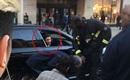 David Beckham dừng xe cứu người phụ nữ gặp nạn trên đường