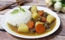 Cuối tuần trổ tài nấu ngay cơm cà ri bò kiểu Nhật đãi cả nhà