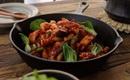 Cơm tối ngon miễn chê với mực xào cay kiểu Hàn