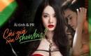 Hà Hồ, Linh Chi: Đừng mang ái tình ra làm trò chơi cút bắt với công chúng!