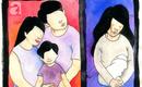Nghe Xuân Lan kể chuyện làm người thứ ba, bị bố bé Thỏ phủ nhận huyết thống, tôi đau đớn thấy mình trong đó...