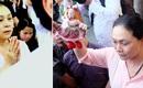 Mẹ hoa hậu Phương Nga: Tôi lục tung nhà để tìm búp bê may mắn tặng Nga khi con được tại ngoại