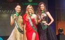 Hà Thu xuất sắc đạt huy chương Đồng phần thi Trang phục dạ hội tại Hoa hậu Trái đất 2017