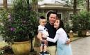 Vừa công khai ảnh chồng, Vy Oanh đã bị tố là
