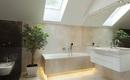 14 mẫu nhà tắm gác mái chỉ cần nhìn qua đã thấy ưng mắt