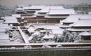 Tuyết phủ trắng những điểm du lịch nổi tiếng